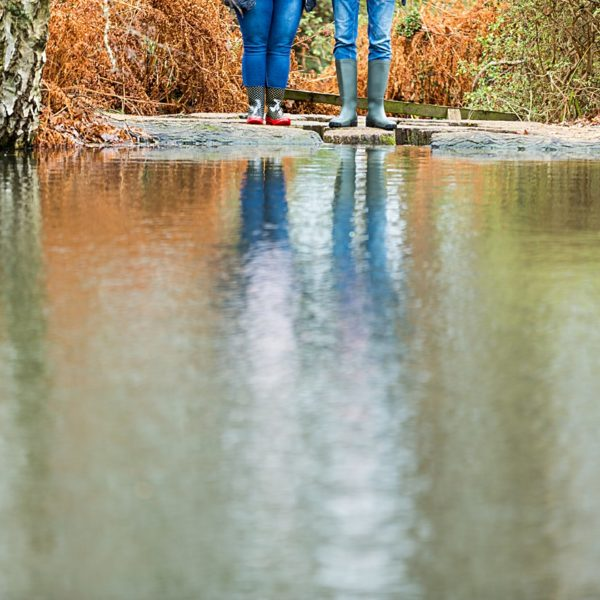 Isabella Plantation - Richmond Park - Pre Wedding Shoot