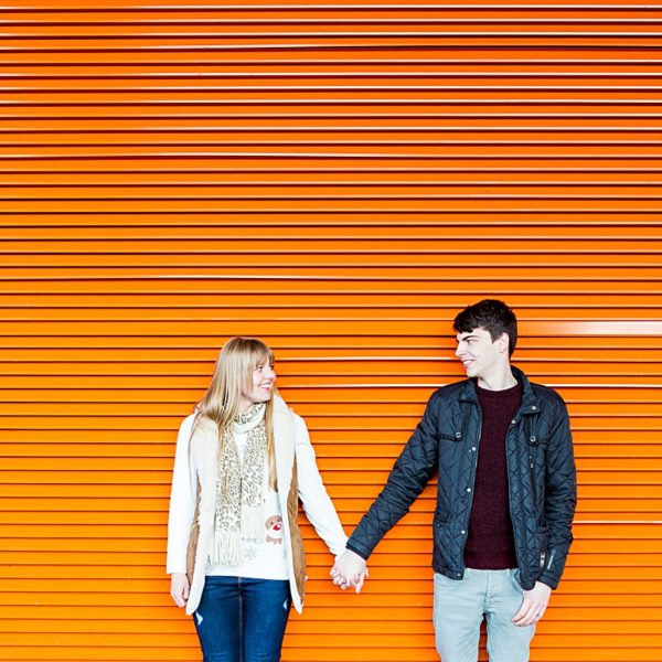 Albert Docks - Liverpool - Engagement Shoot