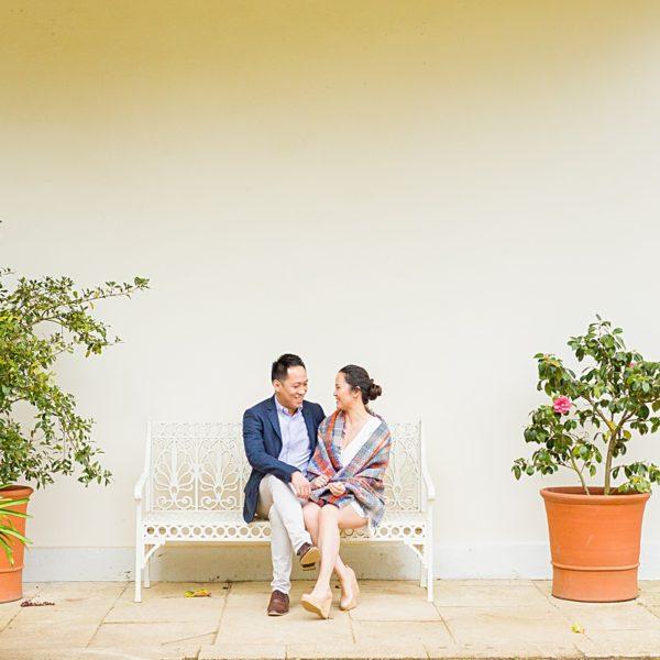 Hampstead Heath - Pre Wedding Session - Kenwood House
