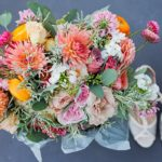Bridal Bouquet - Whitstable Wedding