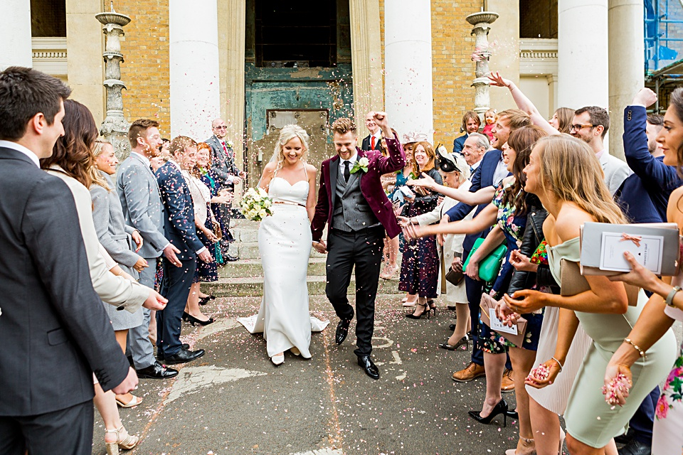 The Asylum Wedding Photographer, Finding a wedding photographer, Surrey & London Wedding photographer.